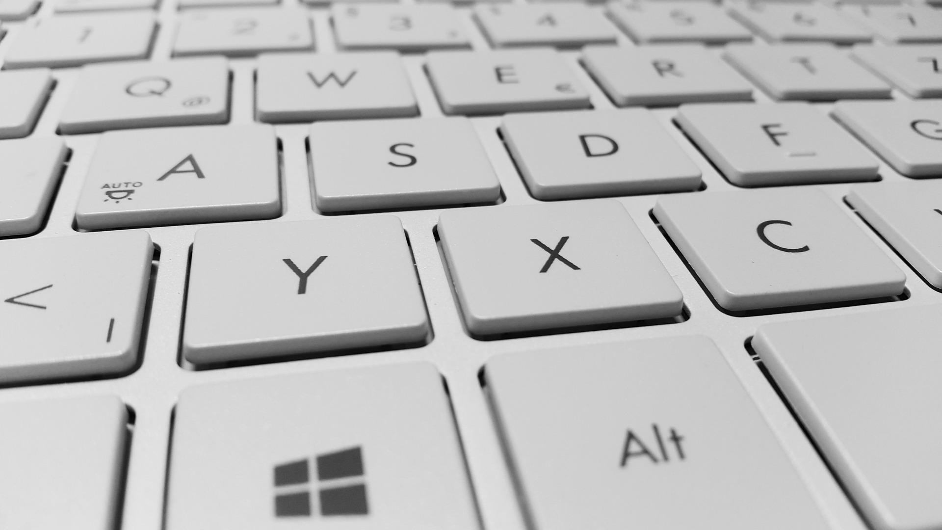 作業効率の上がるパソコンのショートカットキー6選