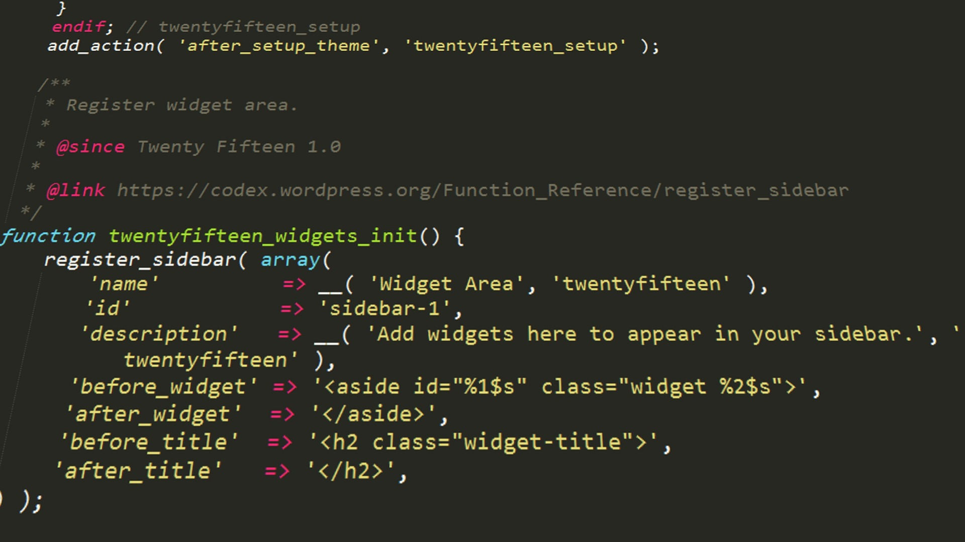 WordPressのテーマ・テンプレートのディレクトリを取得する方法