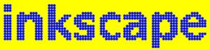 inkscape_モザイクロゴ