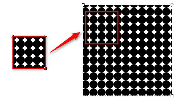 2016-05-05_16h57_20_inkscapeのタイルクローンでドットパターンを作る方法