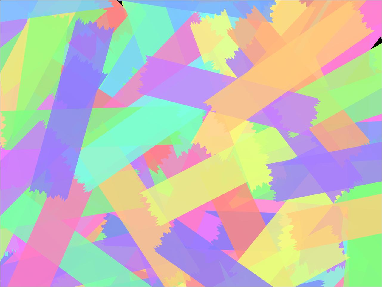 inkscapeのタイルクローンでマスキングテープを張り合わせたパターンを作るチュートリアル