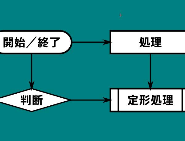 Inkscapeを使ったわかりやすいフローチャートの作り方