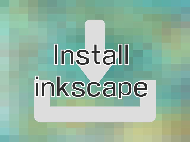 Inkscapeのインストール方法【Windows】